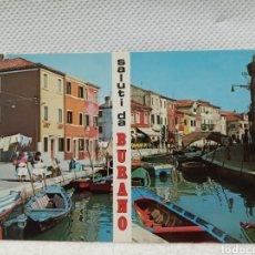 Postales: BURANO. Lote 190562675