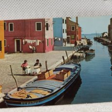 Postales: BURANO. Lote 190562752