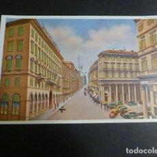 Postales: MILAN ITALIA GRAN HOTEL. Lote 190725811