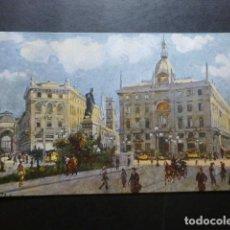 Postales: MILAN ITALIA PIAZZA CORDUSLO. Lote 191030751