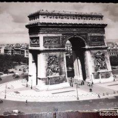 Postales: Nº 34563 POSTAL FRANCIA PARIS ARCO DE TRIUNFO. Lote 191123783