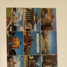 Postales: MUNCHEN. Lote 191224141