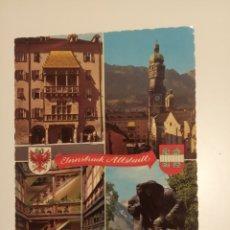 Postales: INNSBRUK. Lote 191224603