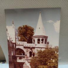 Postales: BUDAPEST. Lote 191308877
