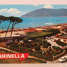 Postales: MARINELLA/ SPIAGGIA/ ITALY/ SIN CIRCULAR/ 10'5×15 / REF.A.38. Lote 191345982