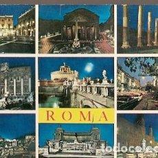 Postales: ITALIA & CIRCULADO, ROMA, MULTI, PARIS 1973 (603) . Lote 191360270