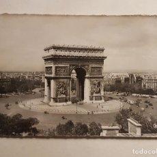 Postales: PARIS ARCO DEL TRIUNFO FRANCIA. Lote 191563517