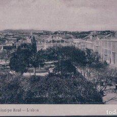 Postales: POSTAL LISBOA - PRACA DO PRINCIPE REAL. Lote 191679128