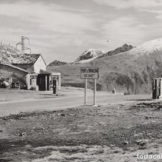 Postales: ANDORRA-CAP DEL PORT D'ENVALIRA-GASOLINERA-1114-CLAVEROL-POSTAL ANTIGUA-(66.698). Lote 191735291