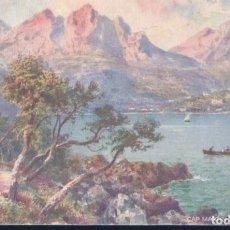 Postales: POSTAL FRANCIA - CAP MARTIN - PRES MENTON - RAPHAEL TUCK. Lote 191829085