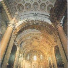 Postales: ROMA, BASILICA S.MARIA DEGLI ANGELI, NAVE PRINCIPAL - FABIO GALLO - S/C. Lote 191925917