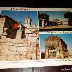 Postales: Nº 35097 POSTAL PORTUGAL PONTE DA BARCA ALTO MINHO. Lote 191938820