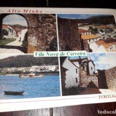Postales: Nº 35098 POSTAL PORTUGAL VILA NOVA DE CERVEIRA ALTO MINHO. Lote 191938842
