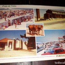 Postales: Nº 35100 POSTAL PORTUGAL PRAIA DA VIEIRA. Lote 191938912