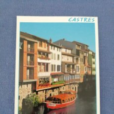 Postales: CASTRES. FRANCIA. Lote 192247463