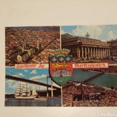 Postales: BURDEOS. Lote 192273952