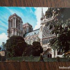 Postales: POSTAL DE PARIS, NOTRE DAME. FRANCIA.. Lote 192286246