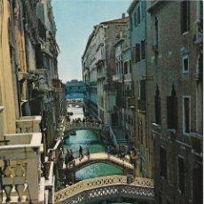 Cartes Postales: ITALIA, VENECIA, CANAL DE LA CANONICA - ED.G.F.ZERELLA Nº 234 - S/C. Lote 192813848