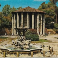 Cartes Postales: ITALIA, ROMA, TEMPLO DI VESTA - VERDESI 287 - S/C. Lote 192815980