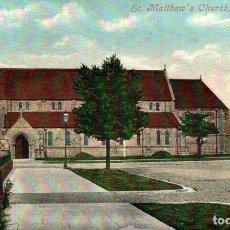 Postales: ST. MATTHEWS CHURCH, SKEGNESS. REINO UNIDO. Lote 192990011