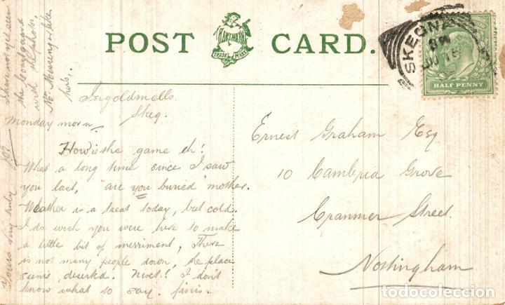 Postales: Wesleyan Church, Skegness. Reino Unido - Foto 2 - 192990127