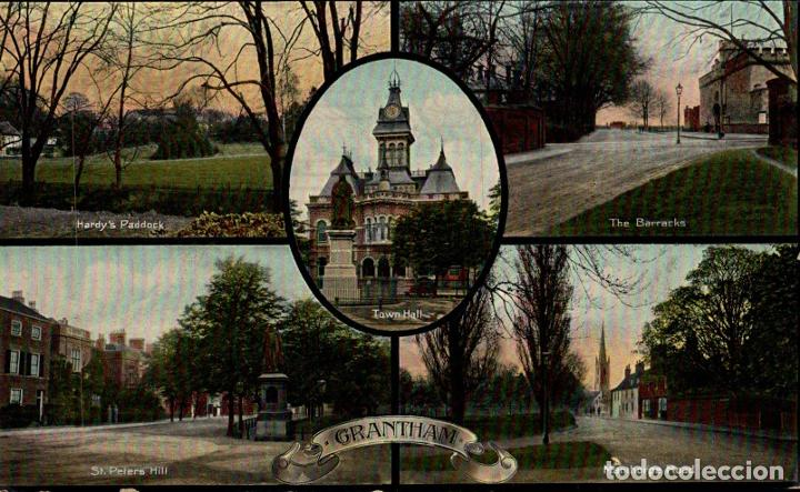 GRANTHAM. REINO UNIDO (Postales - Postales Extranjero - Europa)