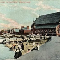Postales: R.C. CHURCH AND ESPLANADE, SHEERNESS. REINO UNIDO. Lote 192990415