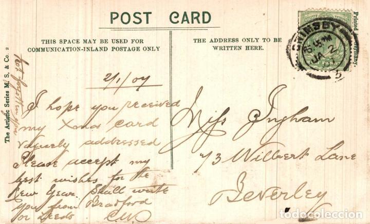 Postales: Park Gates, Grimsby. Reino Unido - Foto 2 - 192990441