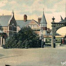 Postales: PARK GATES, GRIMSBY. REINO UNIDO. Lote 192990441