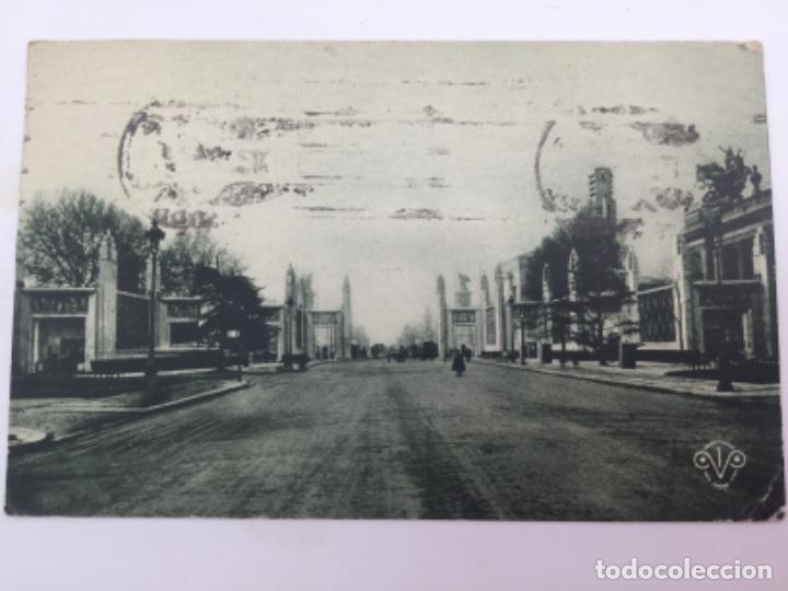 POSTAL LA PUERTA DEL HONOR, PALACIO DE VERSALLES. FRANCIA 1925 (Postales - Postales Extranjero - Europa)