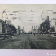 Postales: POSTAL LA PUERTA DEL HONOR, PALACIO DE VERSALLES. FRANCIA 1925. Lote 193086643