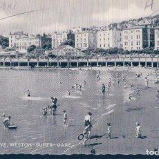 Postales: POSTAL INGLATERRA - MADEIRA COVE - WESTON SUPER MARE. Lote 193671201