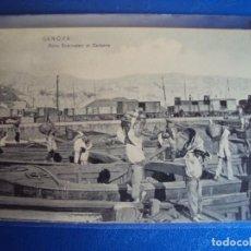 Cartes Postales: (PS-62909)POSTAL DE GENOVA-PORTO SCARICATORI DI CARBONE. Lote 193713482
