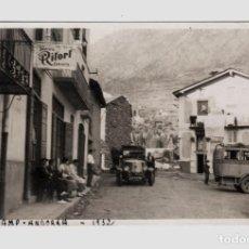Postales: ANDORRA - ENCAMP. AÑO 1932. POSTAL FOTOGRÁFICA. Lote 193808058