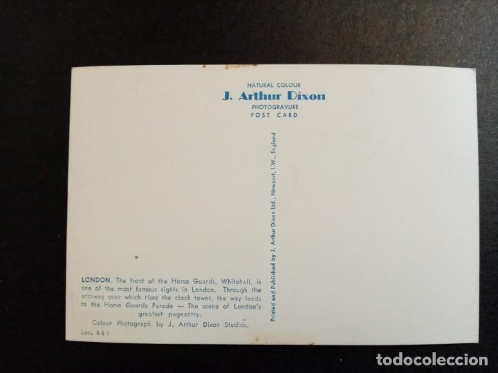 Postales: Postal Reino Unido. J. Arthur Dixon. Circa 1947 (Serie Lon.661) . Sin Circular. London. The front of - Foto 2 - 194010936