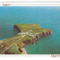 Postales: PORTUGAL - 901 - SAGRES - ALGARVE.- VISTA AEREA DA FORTALEZA. Lote 194205451