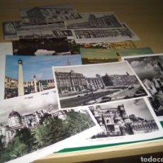 Postales: LOTE DE 12 POSTALES ANTIGUAS DE PORTUGAL. AÑOS 50 A 60. OPORTO, SINTRA, LISBOA, FÁTIMA. Lote 194224086