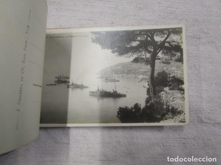 Postales: BLOCK COMPLETO 20 POSTALES FOTOGRAFICAS EXCURSION DE LA GRAN CORNICHE ALPES FRANCIA + - Foto 5 - 194237775