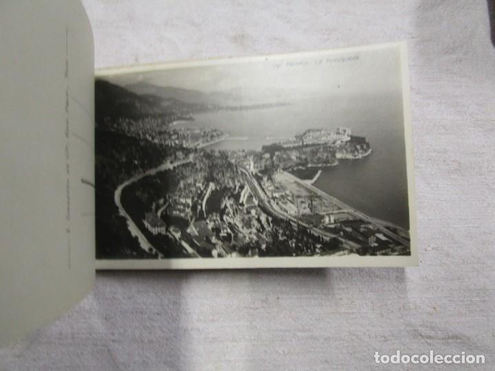Postales: BLOCK COMPLETO 20 POSTALES FOTOGRAFICAS EXCURSION DE LA GRAN CORNICHE ALPES FRANCIA + - Foto 6 - 194237775