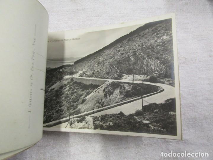 Postales: BLOCK COMPLETO 20 POSTALES FOTOGRAFICAS EXCURSION DE LA GRAN CORNICHE ALPES FRANCIA + - Foto 7 - 194237775