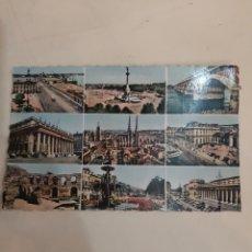 Postales: 1858 BORDEAUX FRANCIA MATASELLO. Lote 194262605