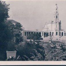 Postales: POSTAL SANTUARIO DE FATIMA - VISTA PARCIAL - CASA JOLIE. Lote 194280457