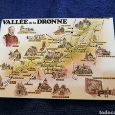 Postales: POSTAL FRANCIA. COLLECTION IMAGE ET POESIE. VALLEE DE LA DRONNE. Lote 194308173