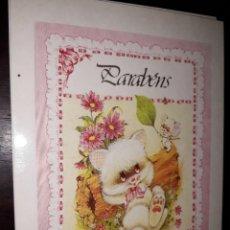 Postales: Nº 35834 POSTAL PORTUGAL INFANTIL PARABENS. Lote 194330689