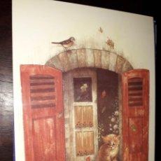 Postales: Nº 35840 POSTAL PORTUGAL VENTANA DIBUJO. Lote 194331912