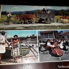 Postales: Nº 35861 POSTAL PORTUGAL MINHO. Lote 194345001