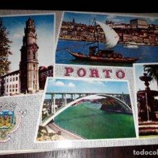 Postales: Nº 35862 POSTAL PORTUGAL PORTO. Lote 194345068
