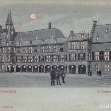 Postales: 4 POSTALES EN RELIEVE TRANSLÚCIDAS - 1 DE 1901 Y 1 DE 1902. Lote 194369545