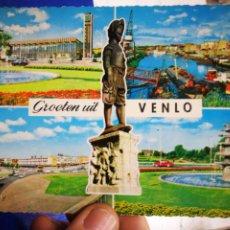 Postales: POSTAL GROETEN UIT VENLO - MUVA. Lote 194512797