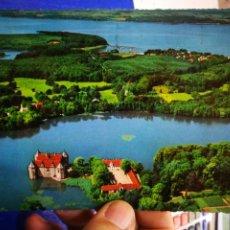 Postales: POSTAL OSTSEEHEILBAD GLUCKSBURG ANVDER FLENSBURGER FORDE KRUGER. Lote 194522022